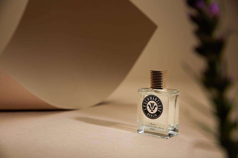 JF Schwarzlose at H Parfums