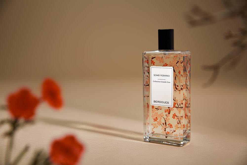 Berdoues at H Parfums