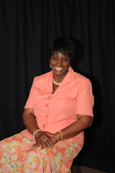 Ms Loris Goffe - Lay Leader of Richmond Hill UMC