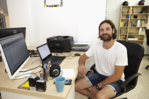 Coworker from France  COwork Ibiza