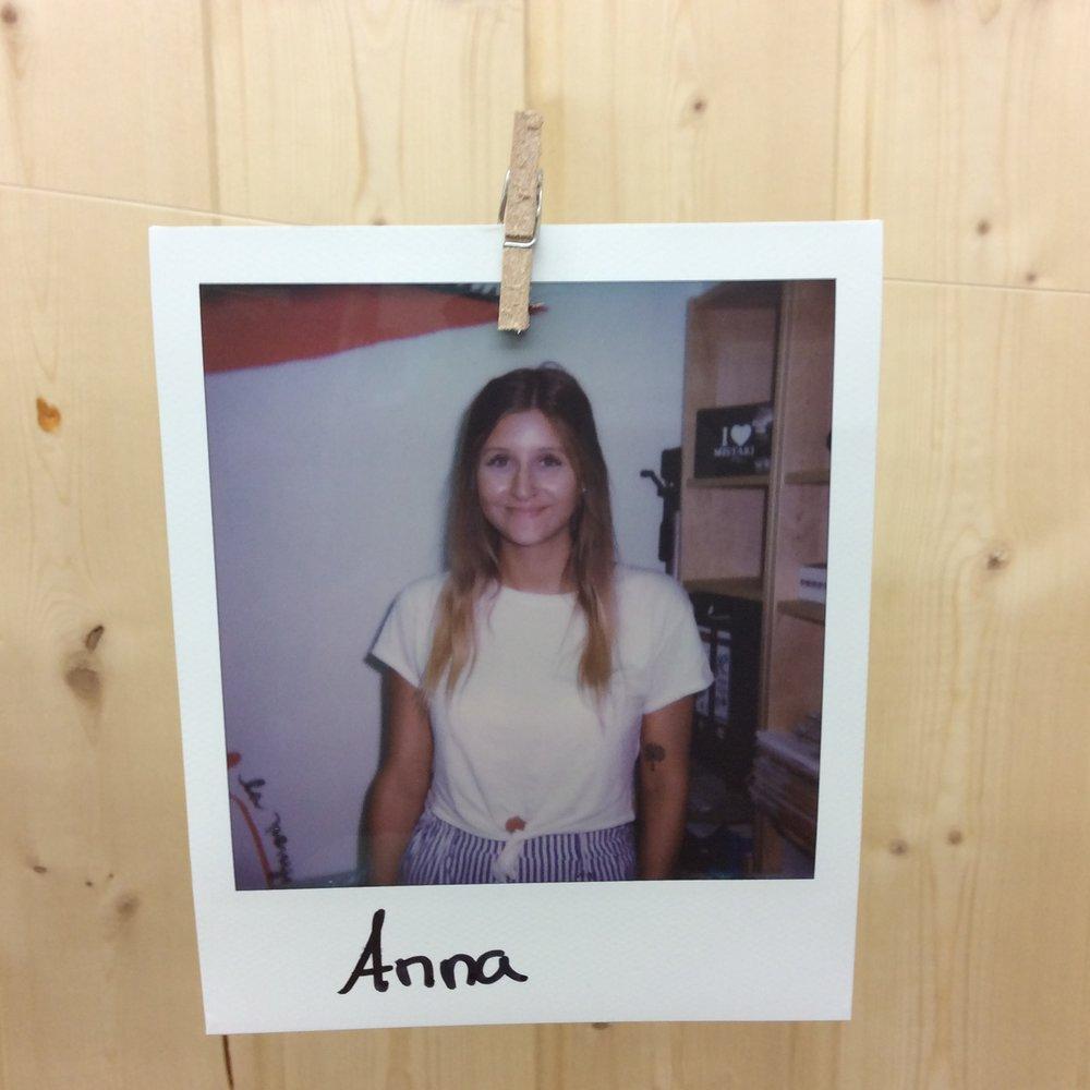 ANNA - Periodista
