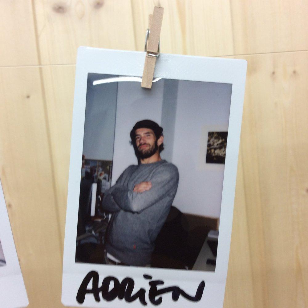 ADRIEN CRASNAULT - Fotógrafo