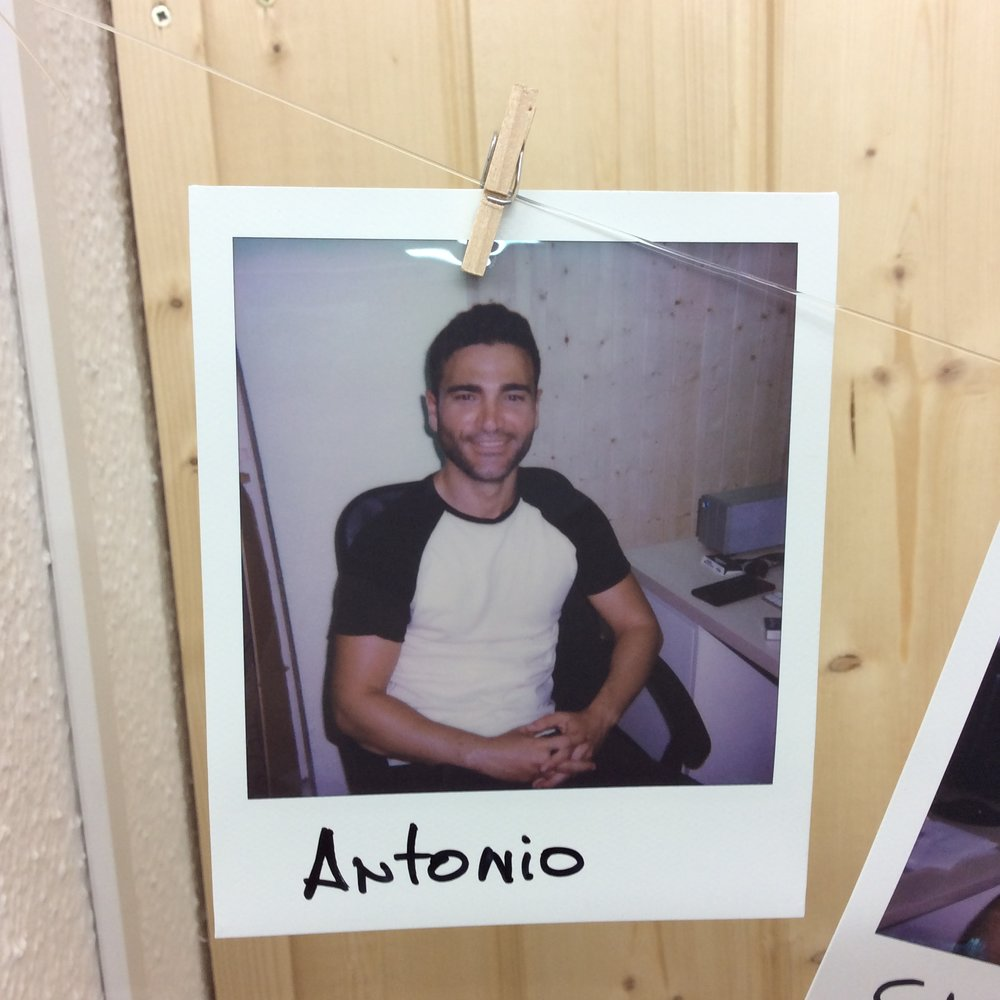 ANTONIO REVERTE - Videographer