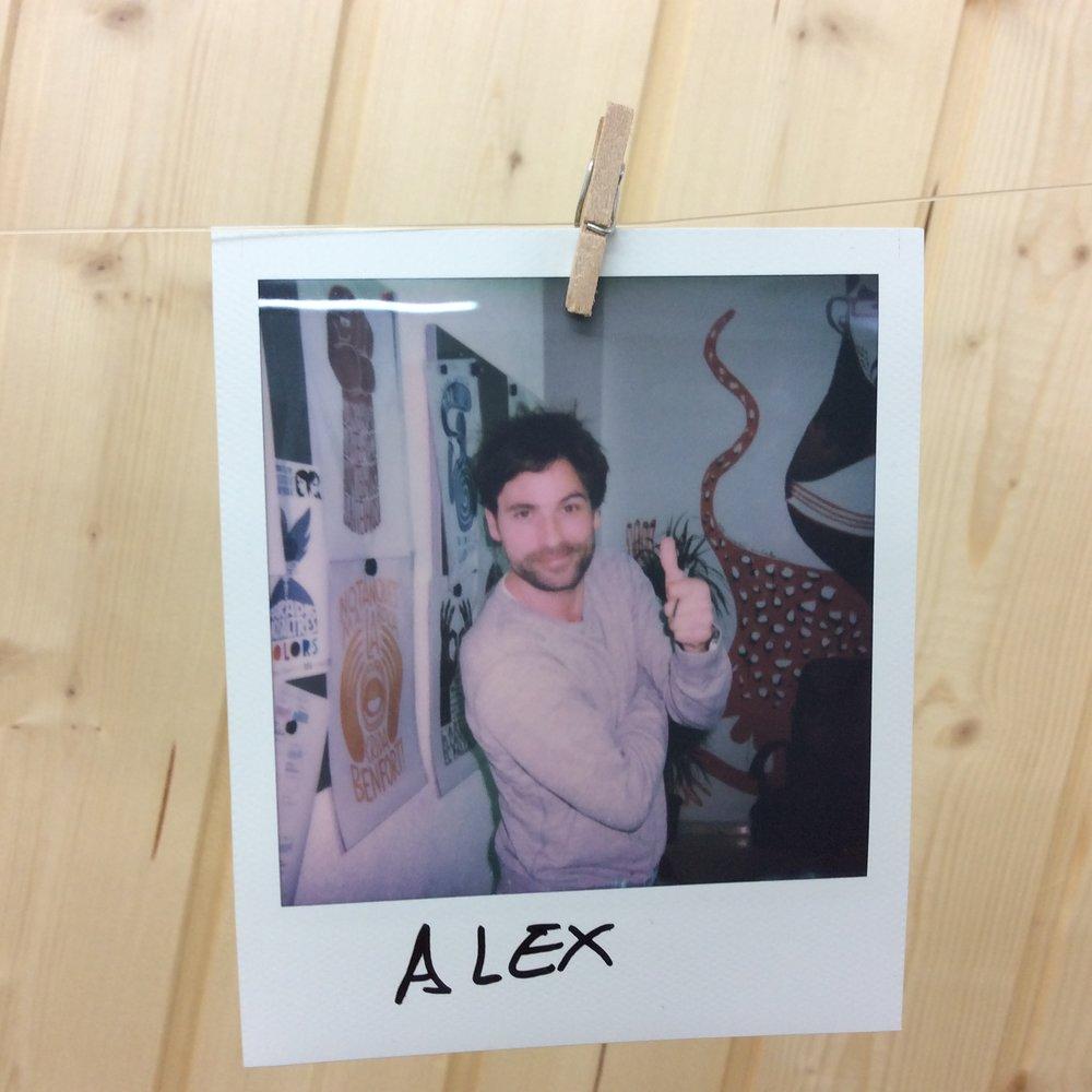 ALEXANDER CASSINI - CEO