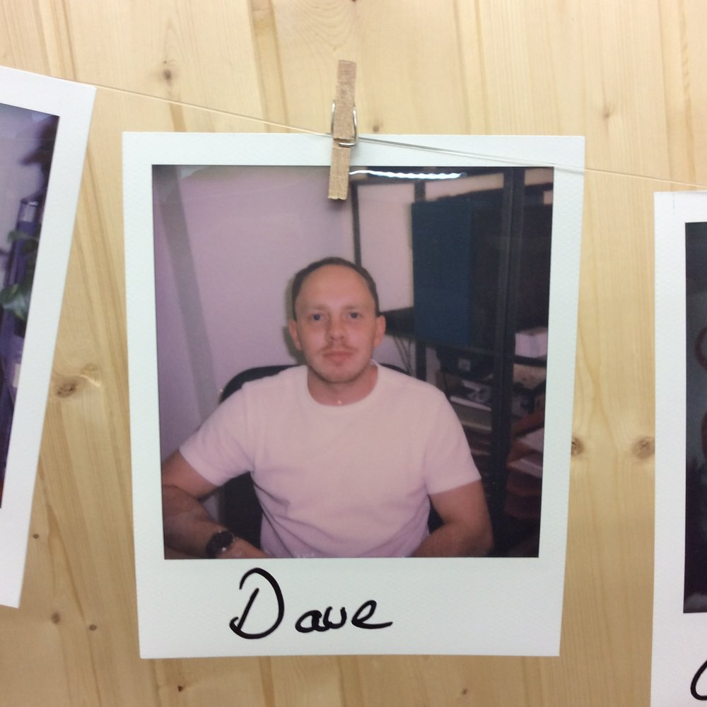 DAVE JONES - Detective privado