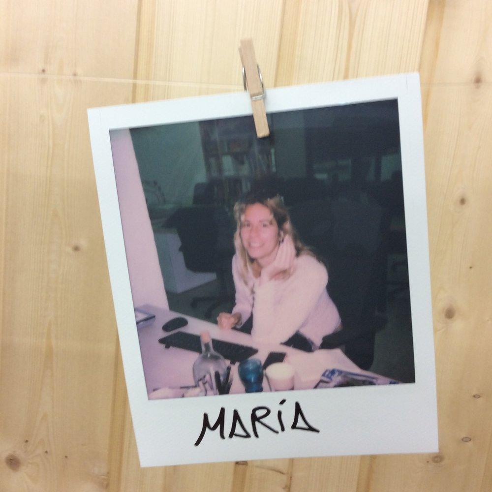 MARIA ARCE - Landscape designer