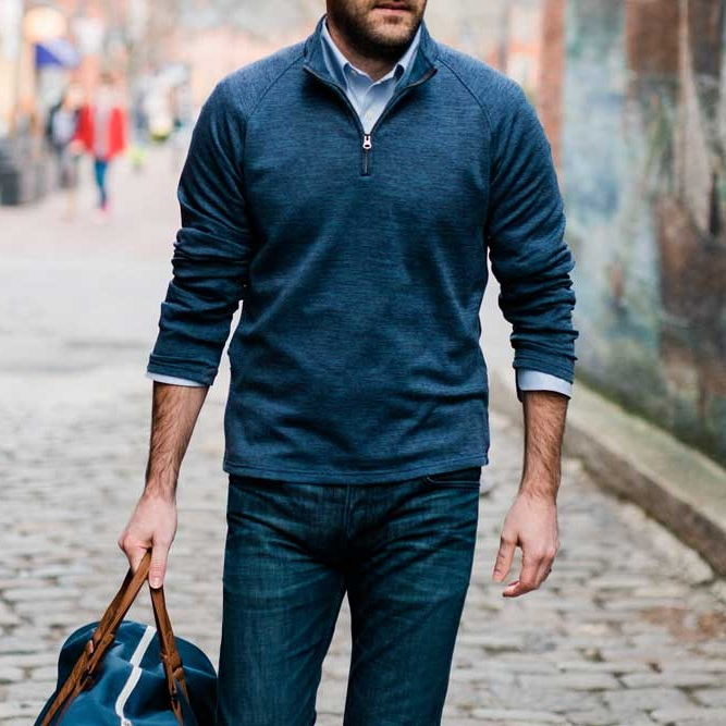 Manual Outfitters - Boston, MALaunched in 2018, Manual Outfitters was founded with a clear objective, to deliver the next generation of professional menswear crafted for those who look beyond the traditional corporate uniform in search of more. We know you don't work the 9 to 5, you live the 5 to 9, which is why we're committed to designing business wear that can keep up.All of our products are made in Fall River, MA, and constructed from the highest quality performance fabrics available, paired with proprietary designs that maximize comfort and versatility. Thank you for joining us on this journey – let's build this together!www.manualoutfitters.com | @manual_outfitters