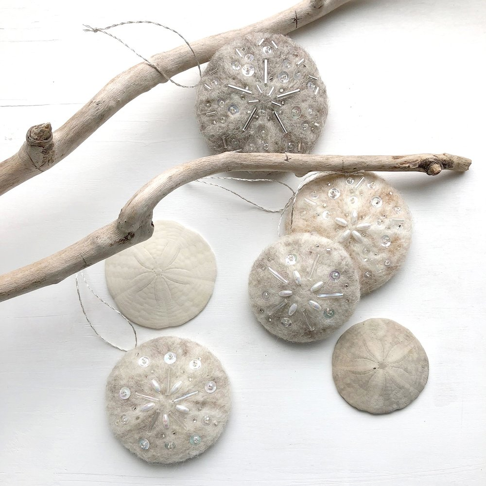 Thirdlee & Co. - Biddeford, METhirdlee & Co. was established in 2017 by artist & designer Michelle Provençal. Michelle's whimsical ornaments and décor pieces are hand crafted in Biddeford, Maine. Inspired by Maine's natural beauty, her creations aim to capture the bit of this raw but refined muse.A native New Englander, Michelle studied Industrial Design at Pratt Institute in Brooklyn. For over 15 years her focus has been product design and development of home furnishings and decorative accessories. Michelle has worked in-house for a handful of well known brands including Pottery Barn, Anthropologie, Urban Outfitters, and Coach. She continues to provide design support on a freelance basis.www.thirdleeco.com | @thirdlee_co