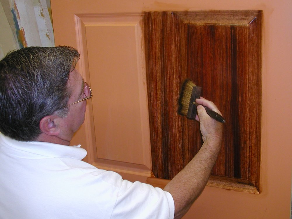 woodgraining -