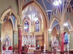 The patrick Keely gothic revival style -
