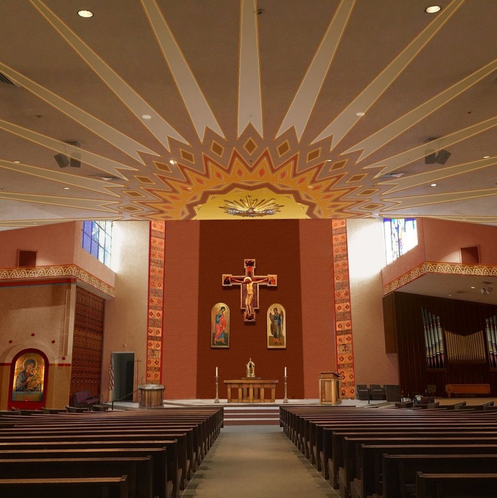 Culture, Tradition & Beauty - With hot summers and mild winters, this Arizona church set in the desert sands of southern America has a vibrant Mexican heritage and growing congregation.Read More.