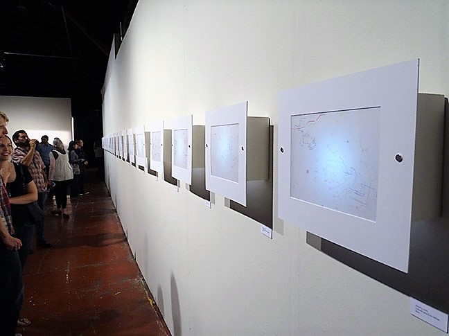 Ideasthesia: A Multisensory Installation by Owen Brown