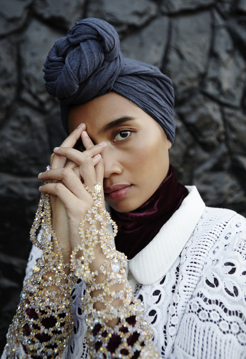 YUNA FOR VULKAN MAG  PHOTOGRAPHER: JASON BARBAGELOTT