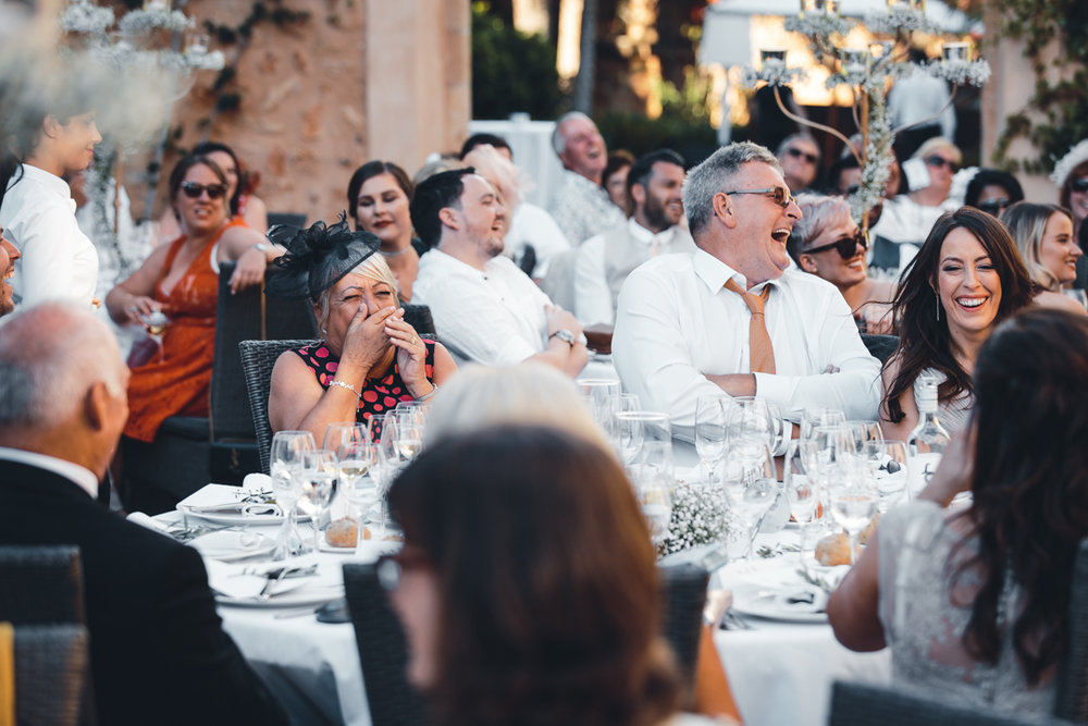 wedding photographer mallorca dominic lula wedding emotions