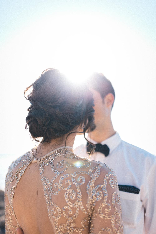 wedding photographer mallorca dominic lula sun flare couple photoshoot engagement session