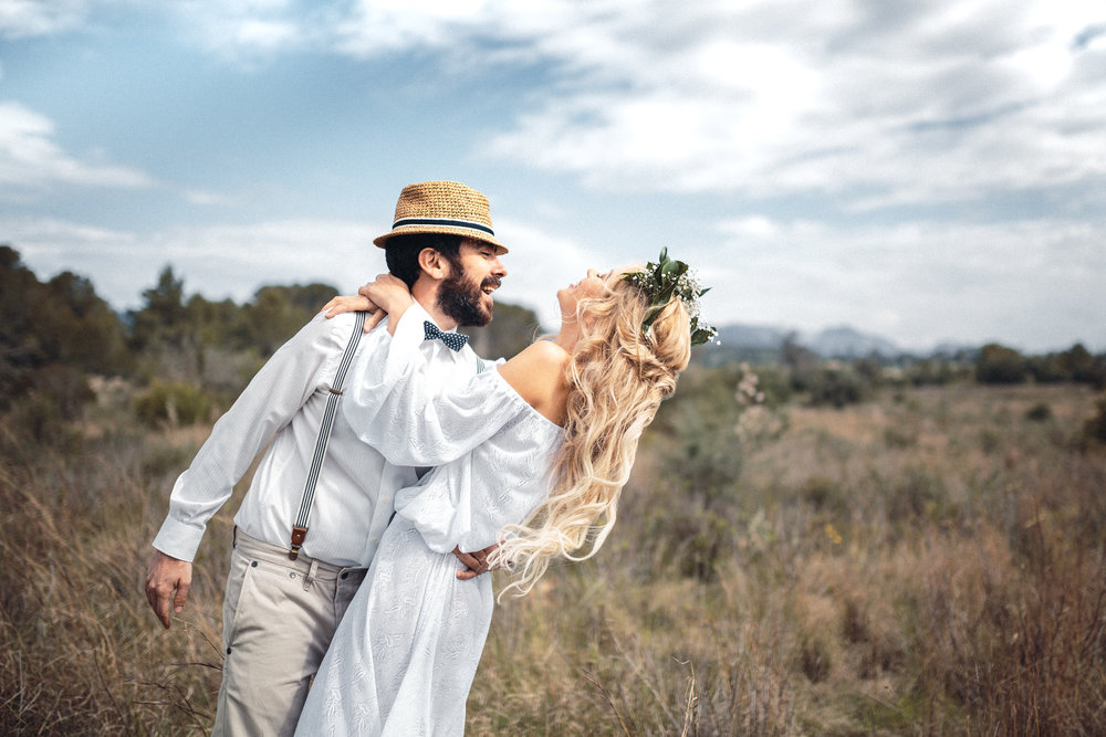 wedding photographer mallorca dominic lula couple dancing couple photoshoot engagement session