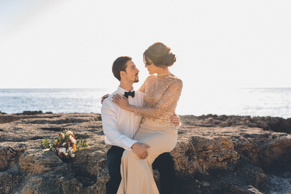 wedding photographer mallorca dominic lula in your arms couple photoshoot engagement session