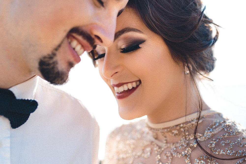 wedding photographer mallorca dominic lula couple smiles couple photoshoot engagement session
