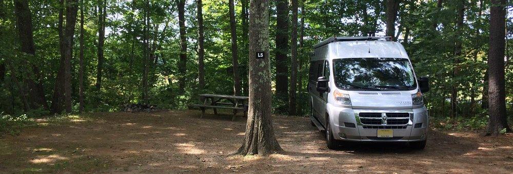 Pinderosa Camping Area - Ogunquit, ME