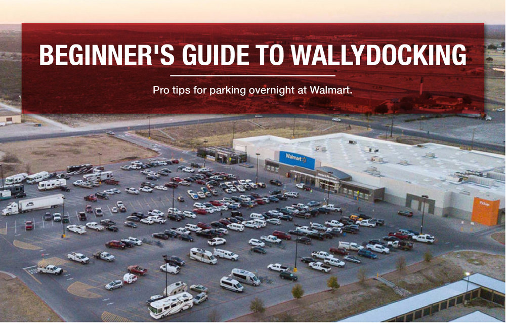 Pro tips for parking overnight at Walmart  When we first started our journey, we thought we would be parking every night in amazingly scenic places, with our back doors open and our golden retriever frolicking through the wide-open spaces. Unfortunately,…  06/18/2018