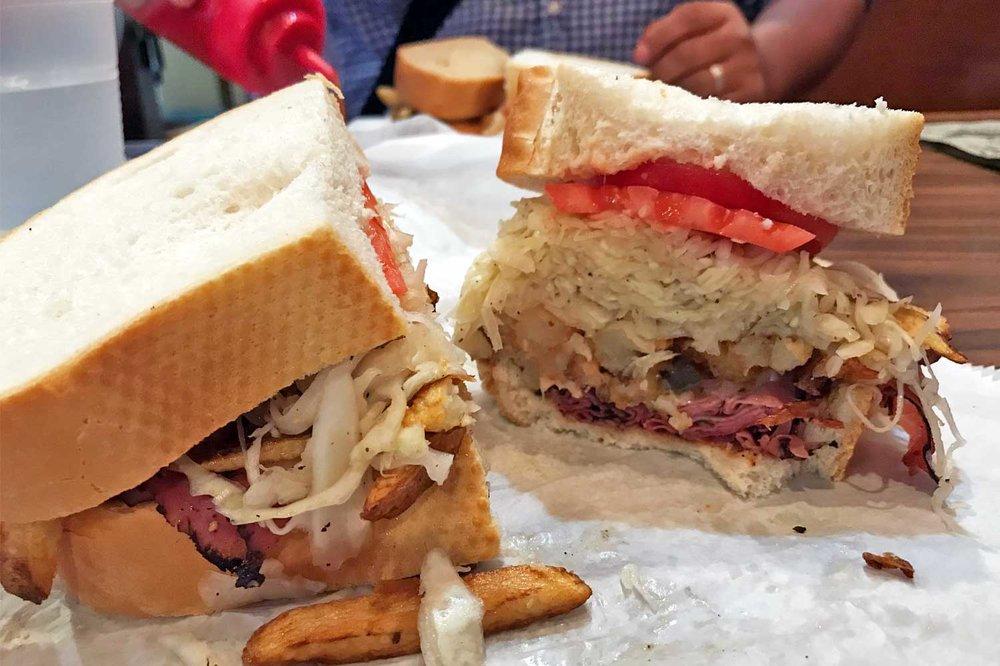 Primanti Bro's Sandwich