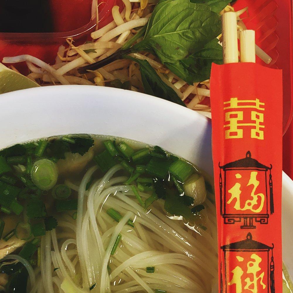 Pho and Chopsticks
