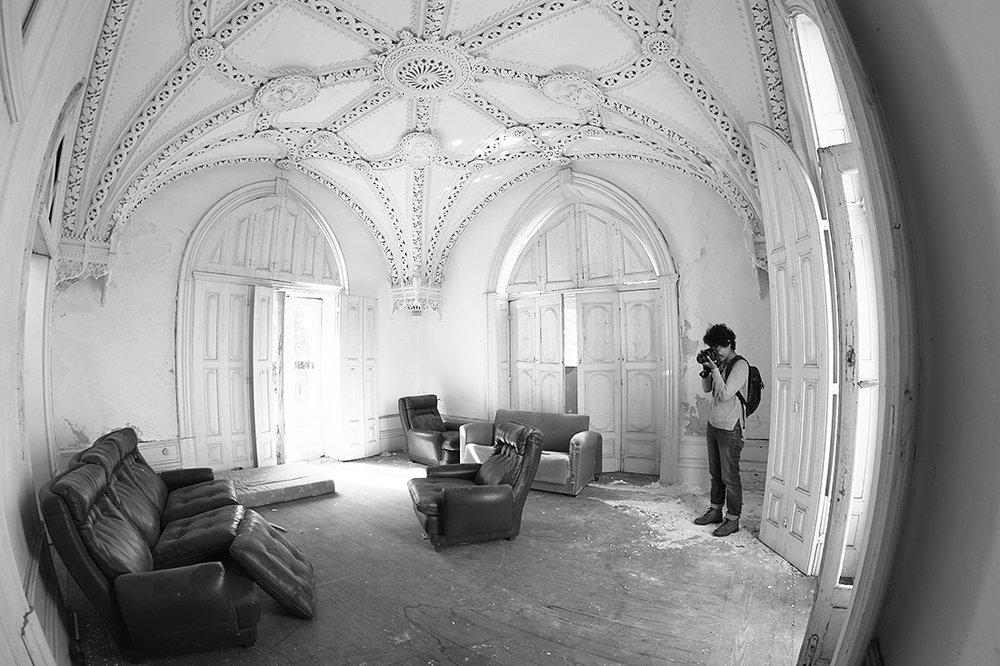Nuestra fotógrafa  Cinda Miranda  estuvo en Coimbra, Portugal, fotografiando todo a su paso, acompañada siempre por nuestro corresponsal portugués, el fotógrafo Pedro Morais, autor de esta imagen.
