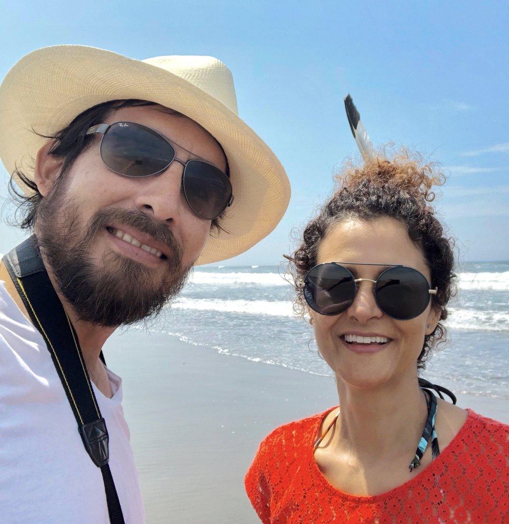 Estuvimos fotografiando en la playa El Charco, un lugar mágico de mar abierto ubicado en la Provincia de La Libertad, a media hora de la ciudad de Trujillo.