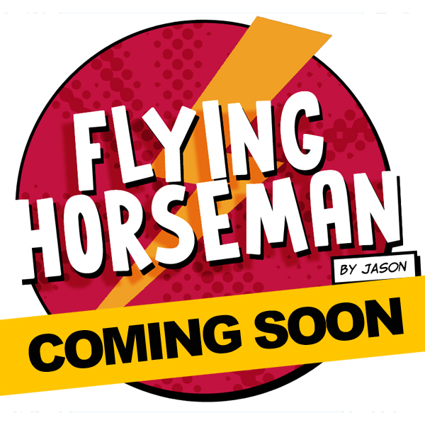 FLYING HORSEMAN by Jason  The Flying Horseman, former jockey and army veteran and now super star wrestler is taking on the match of his life! He's in the ring against the very man who betrayed him. This is the match all the fans have been waiting for, it's all on the line here.