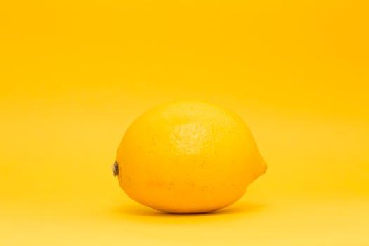 When you get lemons. . .