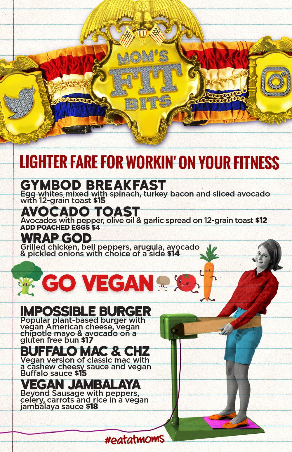 Fit menu vegan hell's kitchen