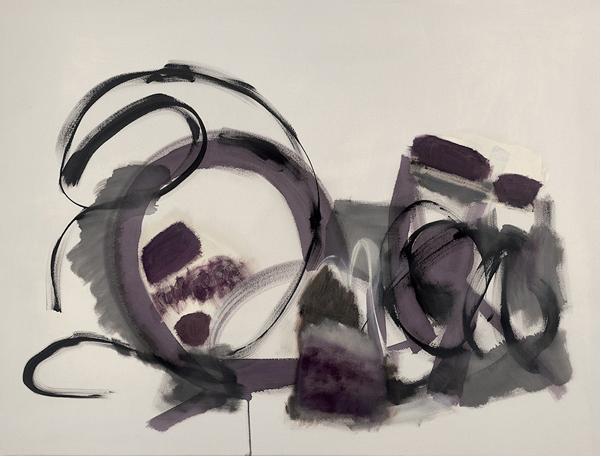 Gesture II, 38x50