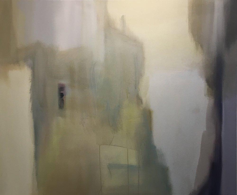 Window to Serenity, 38x46