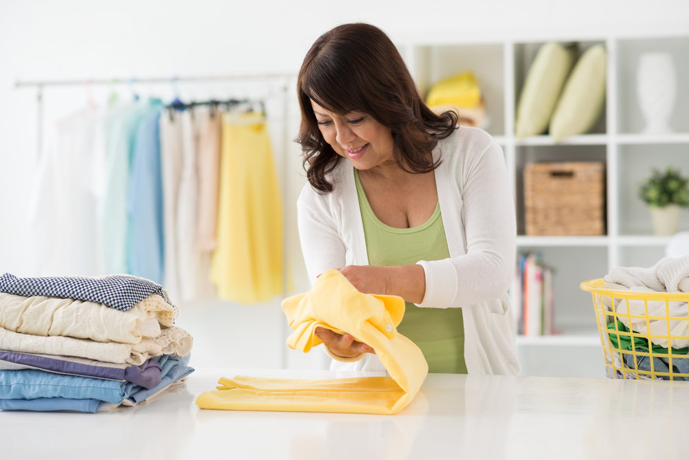 Housekeeping  - Help with light housekeeping (dishes, laundry, tidying), seasonal projects and organization.