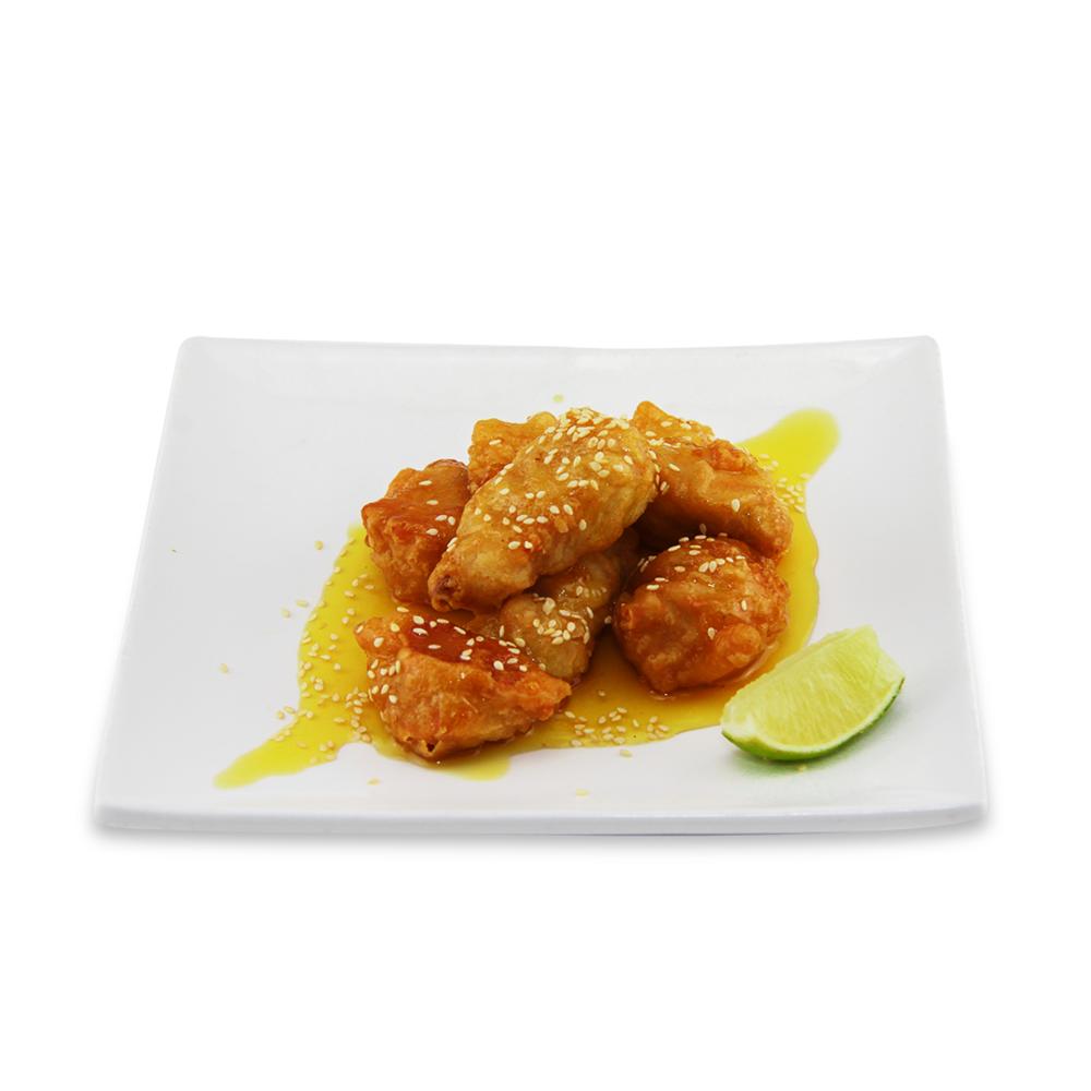 Crispy lime chicken -