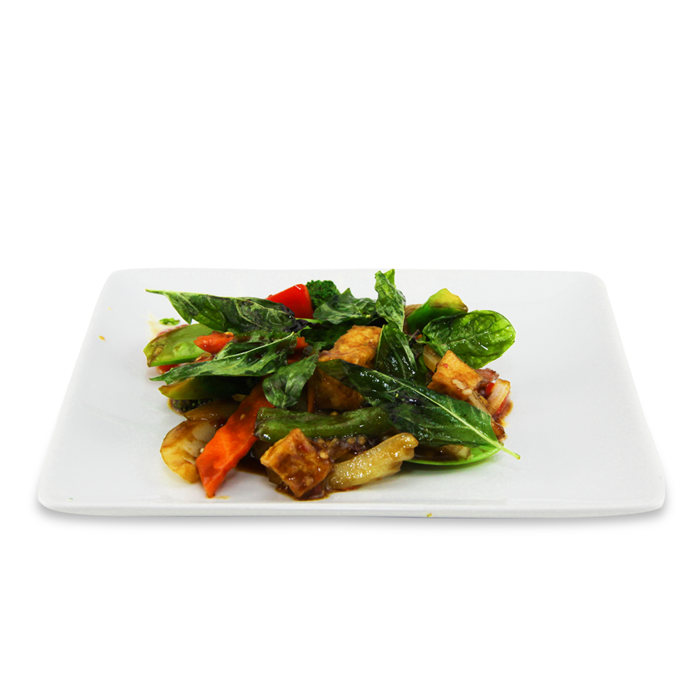 Stir fry mixed vegetables -