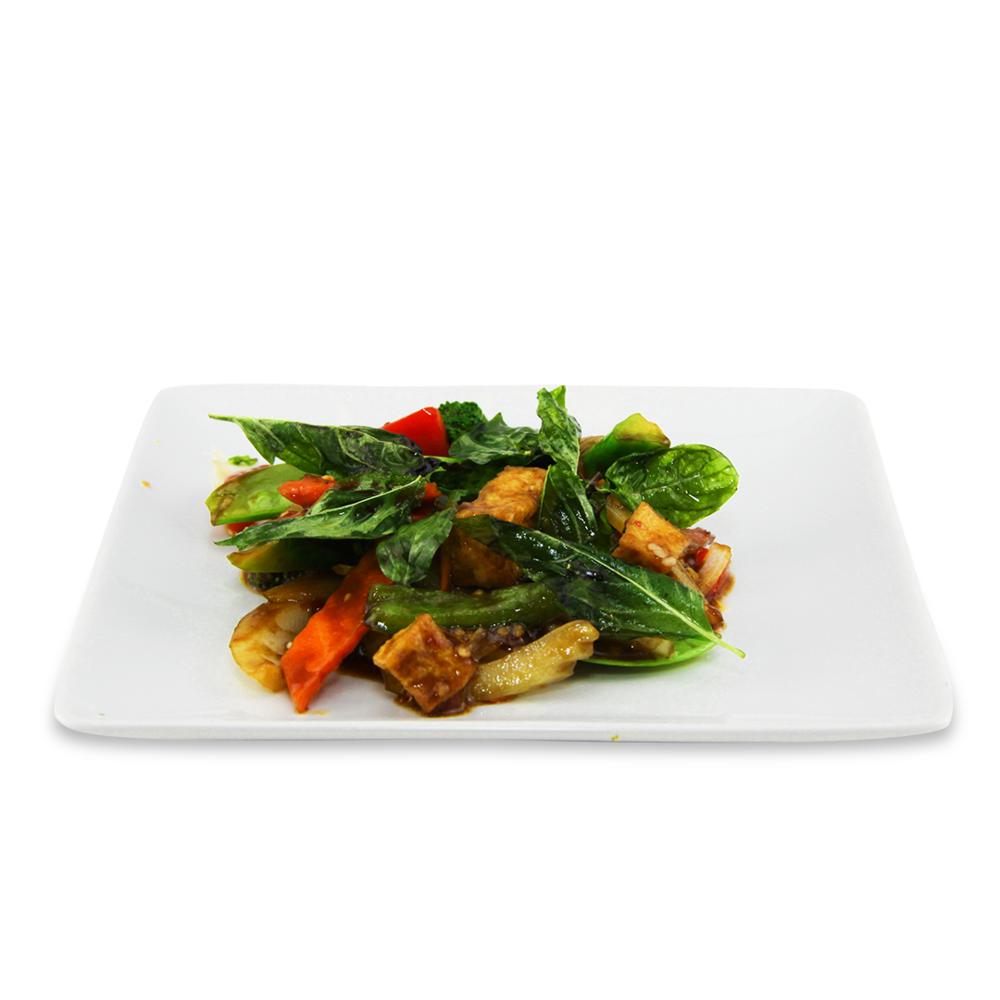 Légumes variés sautés -