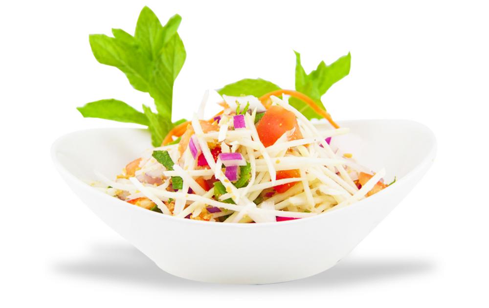 Soupes et salades -