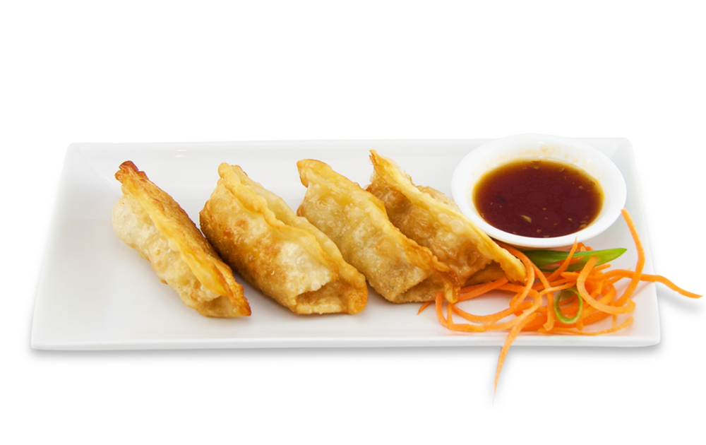 Pan-fried dumplings -