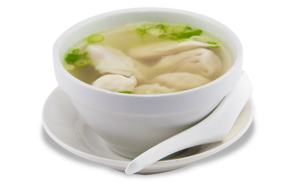 Won ton soup -