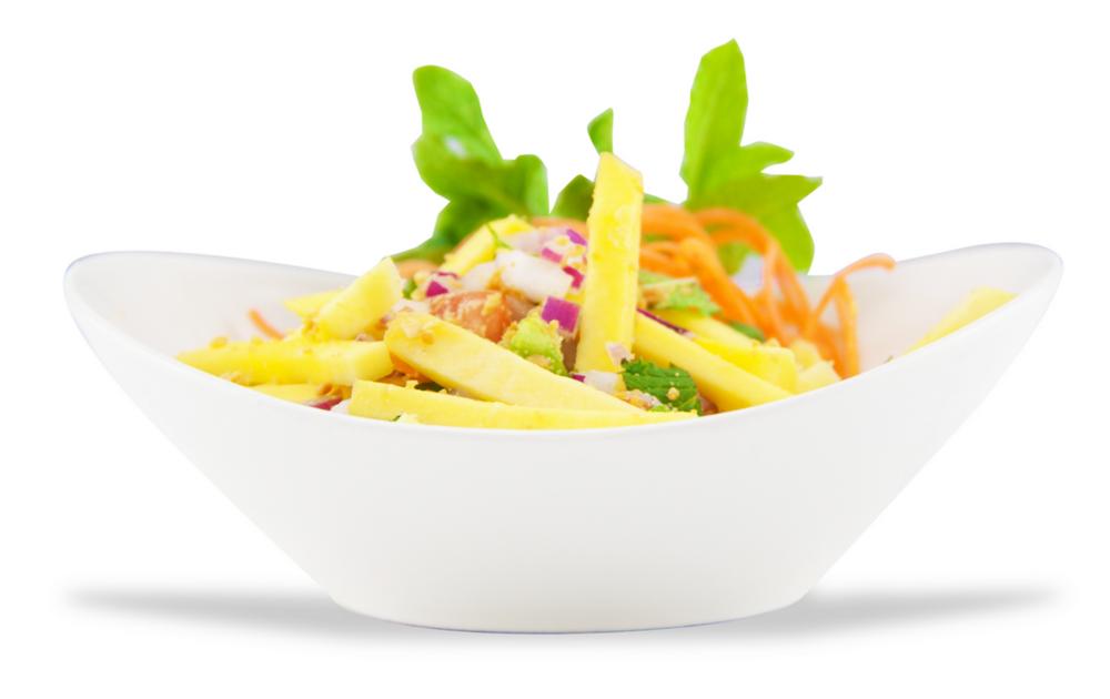 Mango salad -