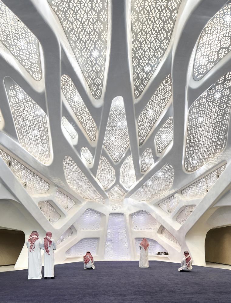 KAPSARC RIYADH, SAUDI ARABIA ARCHITECTS: ZAHA HADID