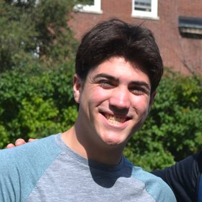 Michael Kornberg, Jewish Programming Chair - Class of 2020Major: Computer ScienceHometown: San Diego, CAFrom Michael: I grew up in a very supportive and Jewish community and I've always had a keen sense of my own Jewish identity. This probably came from having Jewish values so infused with my everyday life, whether it was in the Jewish day school I attended, to the Jewish summer camp I went to every summer, or in my Kadima and USY life.
