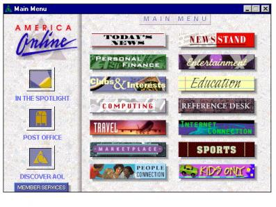 The early days of the internet were amazing and trailblazing, in their own way