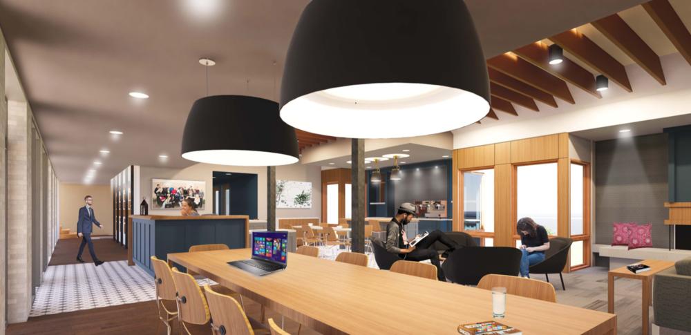 St. Lawrence Center - Renovation PlansAPRIL 2019