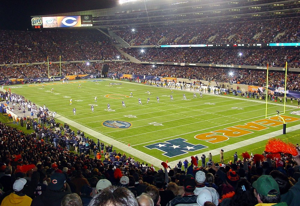 Soldier Field - Opening Day Game.jpg