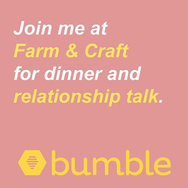 Join me for an intimate dinner at @ilovefarmandcraft in Scottsdale Monday night as I share and speak about navigating the modern world of dating and how you can instantly deepen and improve both personal and professional relationships. . Limited seating to 20 guests, you must rsvp (link in bio). Open to both men & women - yay! . Monday, April 23 | 6-8pm . 💜