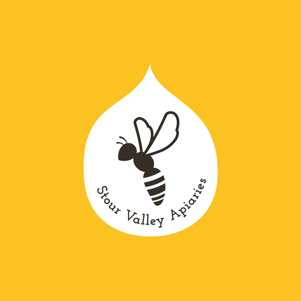 Logo Design  - On Solid Colour Version.