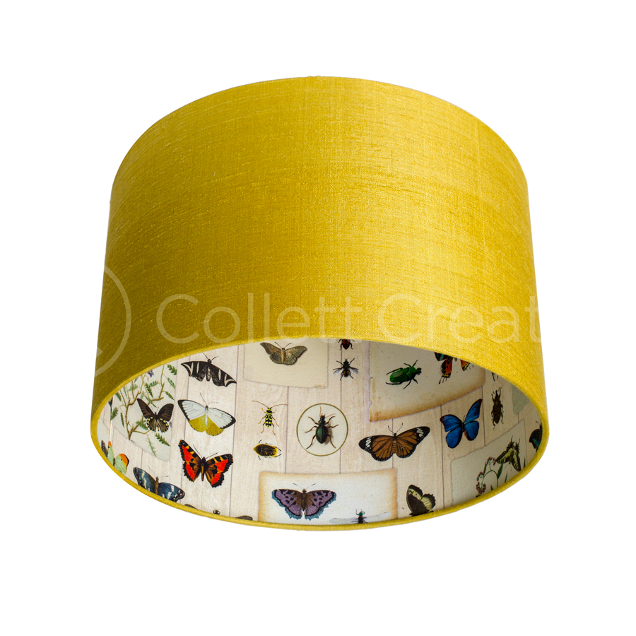 Insect Lampshade