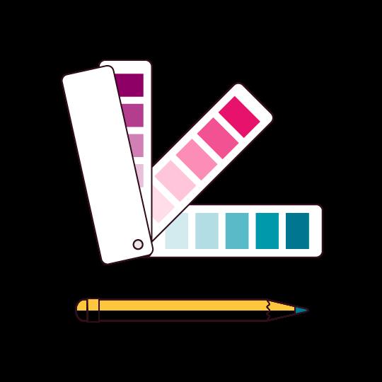 Graphic Design and Identity Design